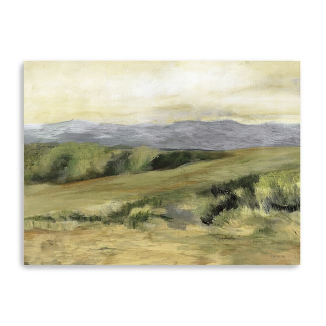 Land 3 Canvas Giclee