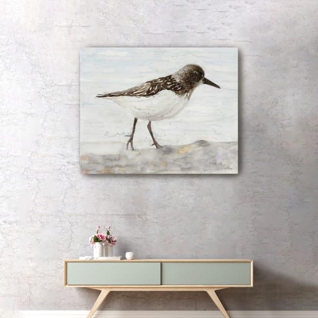 Sanibel Piper 2 Canvas Giclee