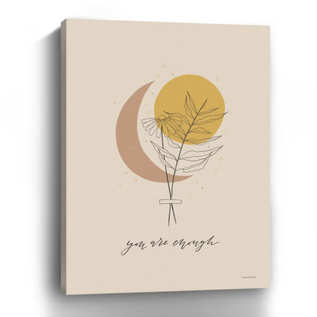 You Are Enough Canvas Giclee
