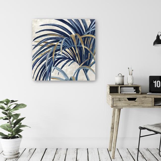 Easing Palm II Canvas Giclee