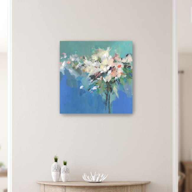 Spring Power Canvas Giclee