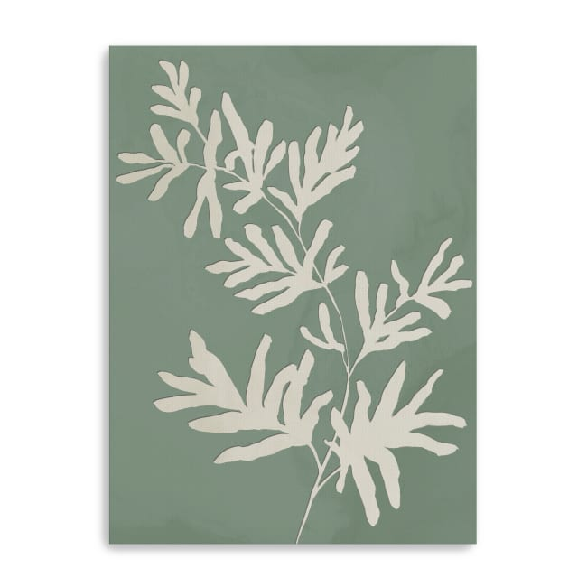 Perfect Simplicity II Canvas Giclee