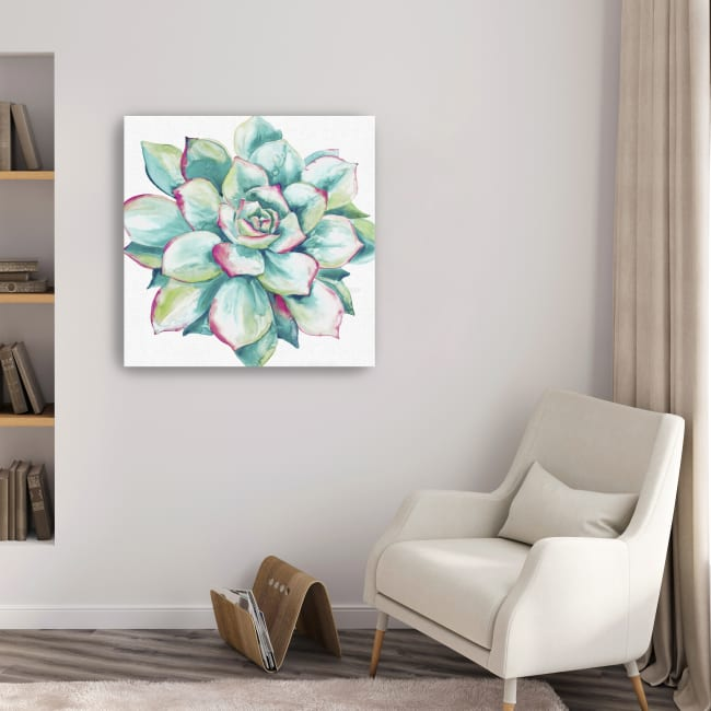 Divine Extension Canvas Giclee