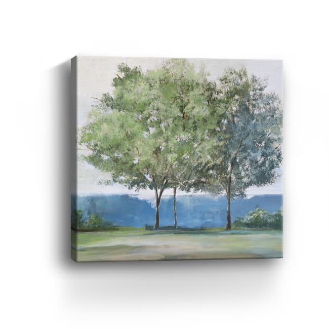 Fall Breeze Through Canvas Giclee