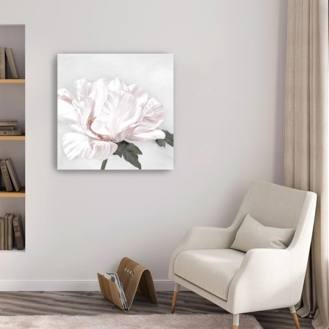 Precious Peony III Canvas Giclee
