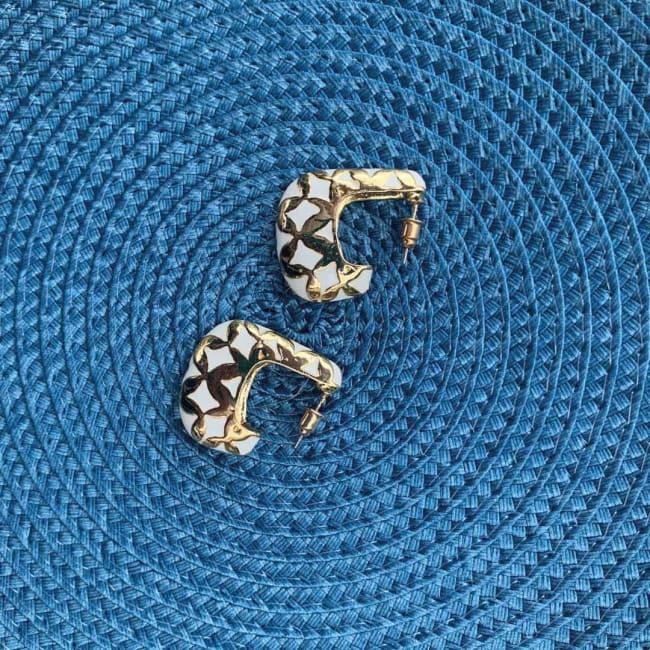 Mely Hoop Earrings