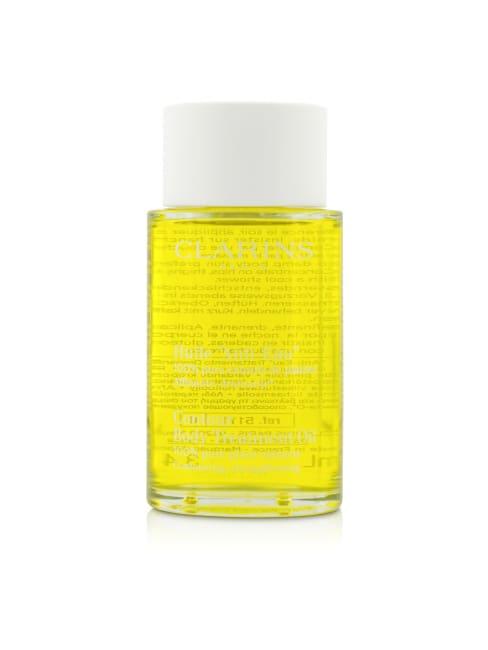 Clarins Men's Body Treatment Oil-Anti Eau Care Set