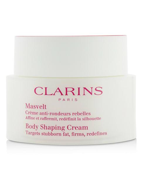 Clarins Women's Body Shaping Cream Care Set