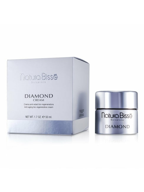 Natura Bisse Men's Diamond Cream Anti-Aging Bio Regenerative Balms & Moisturizer