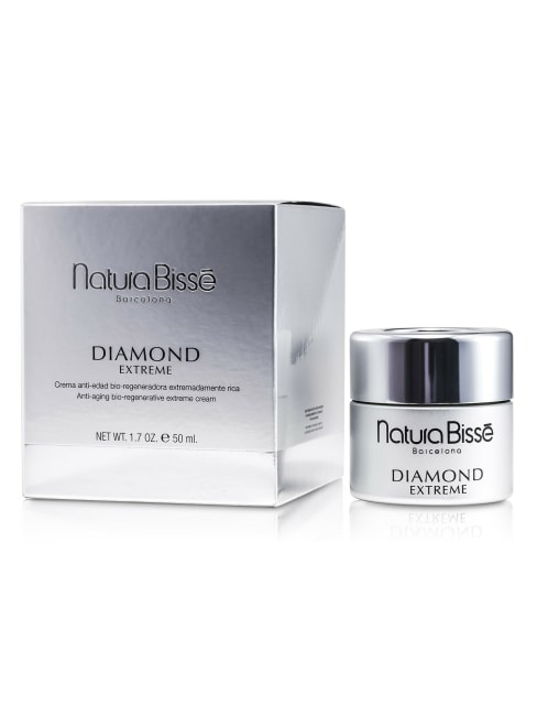 Natura Bisse Men's Diamond Extreme Anti Aging Bio Regenerative Cream Balms & Moisturizer