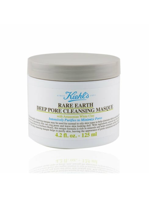 Kiehl's Women's Rare Earth Deep Pore Cleansing Masque Mask