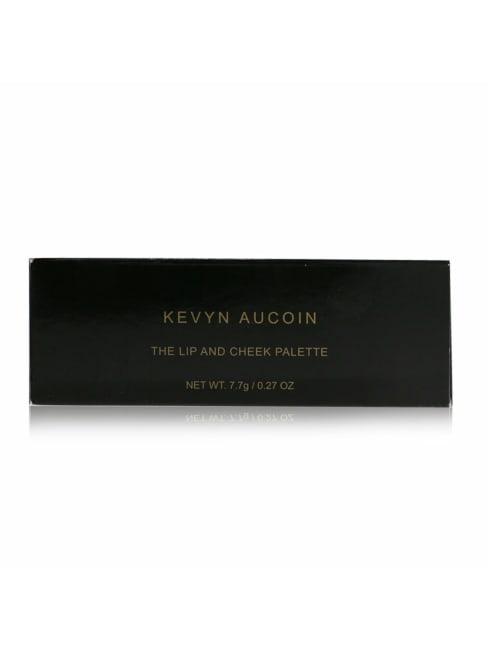 Kevyn Aucoin Women's # Pink The Lip & Cheek Palette Brush Set