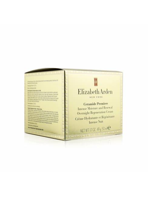 Elizabeth Arden Men's Ceramide Premiere Intense Moisture And Renewal Overnight Regeneration Cream Balms & Moisturizer