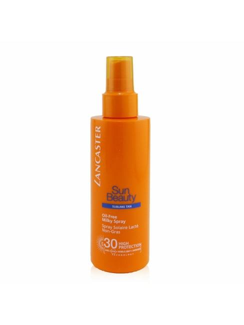 Lancaster Women's Sun Care Oil-Free Milky Spray Spf 30 Body Sunscreen