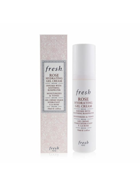 Fresh Men's Rose Hydrating Gel Cream Balms & Moisturizer
