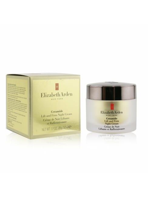 Elizabeth Arden Men's Ceramide Lift And Firm Night Cream Balms & Moisturizer