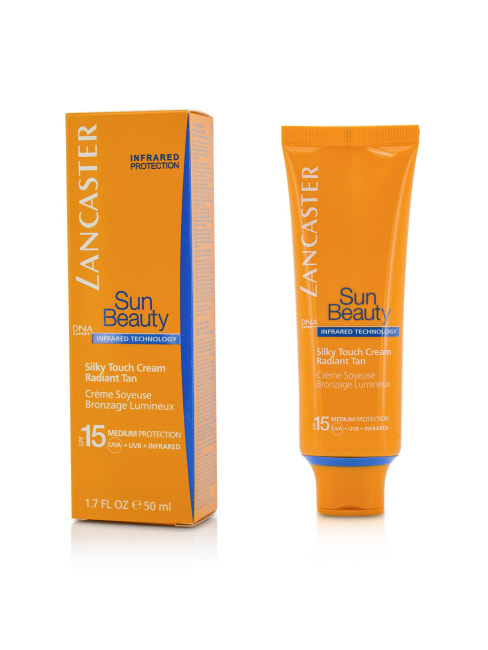 Lancaster Women's Silky Touch Cream Radiant Tan Spf 15 Self-Tanners & Bronzer