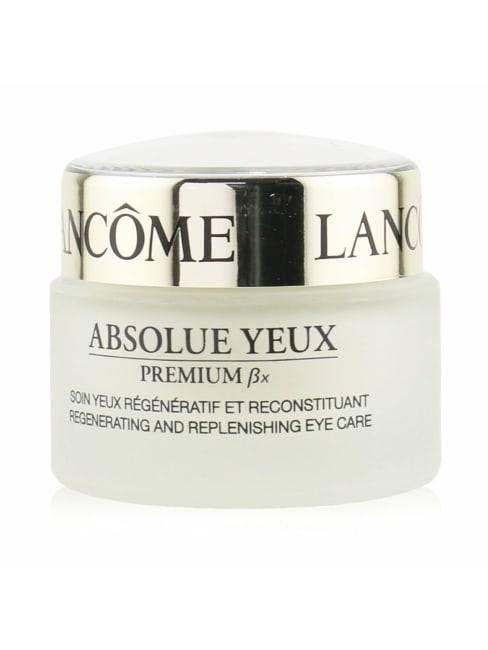 Lancome Women's Absolue Yeux Premium Bx Regenerating And Replenishing Eye Care Gloss