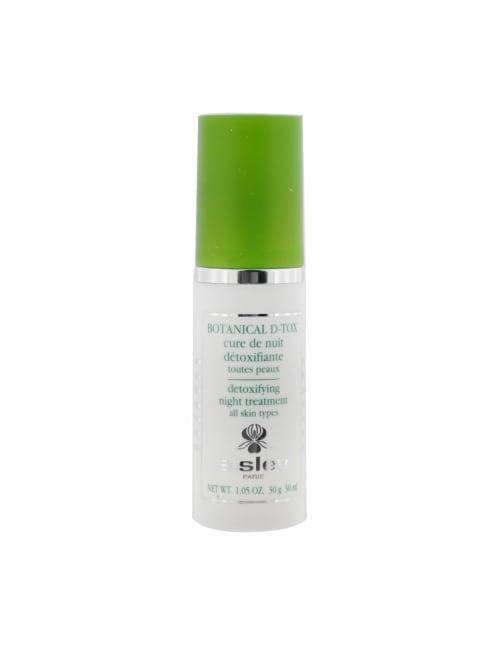 Sisley Men's Botanical D-Tox Detoxifying Night Treatment Balms & Moisturizer