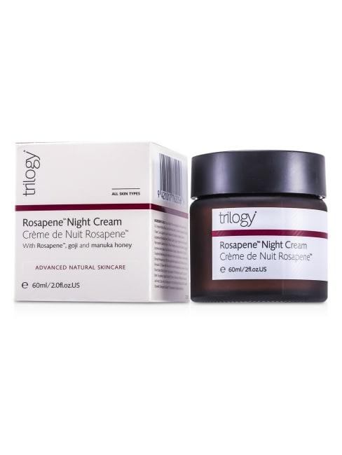Trilogy Men's Rosapene Night Cream Balms & Moisturizer