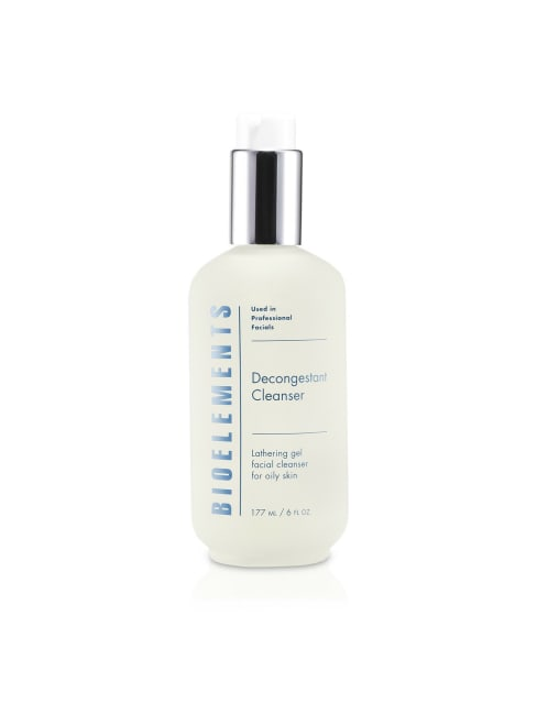 Bioelements Women's For Oily, Very Oily Skin Types Decongestant Cleanser Face