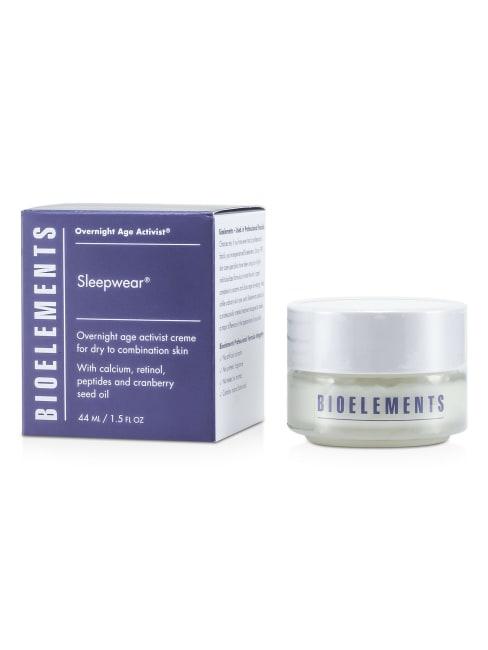 Bioelements Men's For Dry To Combination Skin Sleepwear Balms & Moisturizer