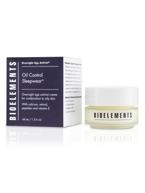 Bioelements Men's Oil Control Sleepwear Balms & Moisturizer