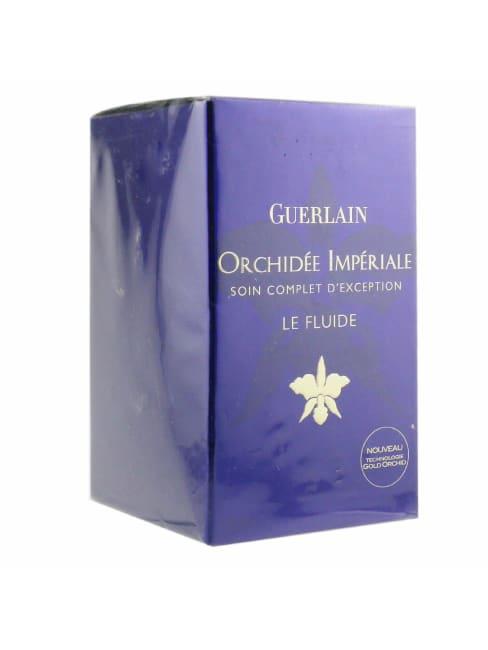 Guerlain Men's Orchidee Imperiale Exceptional Complete Care The Fluid Balms & Moisturizer