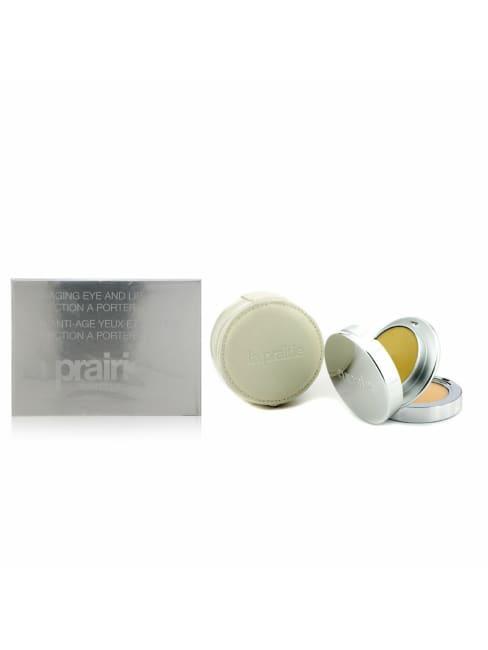 La Prairie Men's Anti-Aging Eye & Lip Perfection A Porter: Cream Gel 7.5G/0.26Oz + Treatment Balm Gloss
