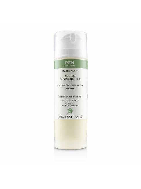 Ren Women's Evercalm Gentle Cleansing Milk Face Cleanser
