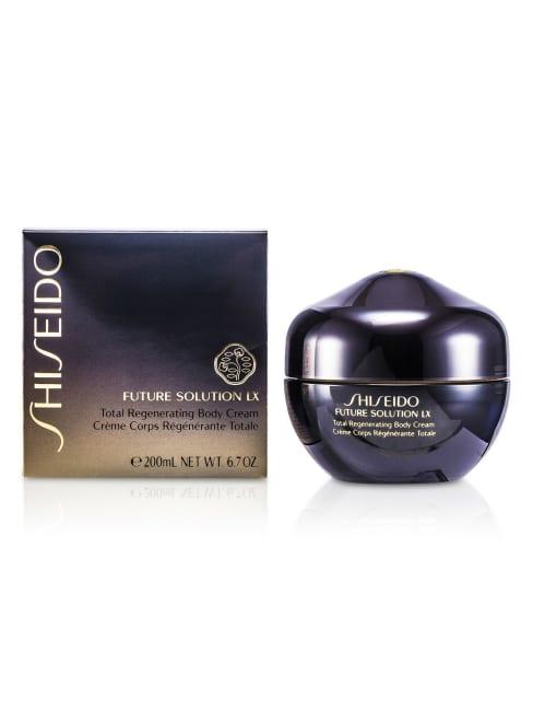 Shiseido Women's Future Solution Lx Total Regenerating Body Cream Care Set
