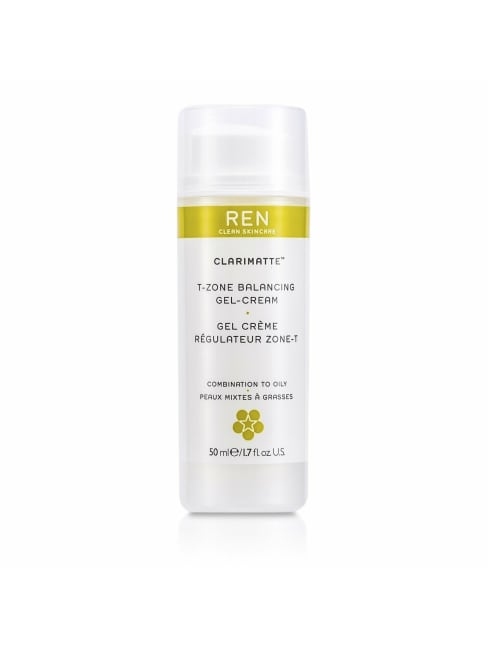 Ren Men's Clarimatte T-Zone Balancing Gel Cream Balms & Moisturizer