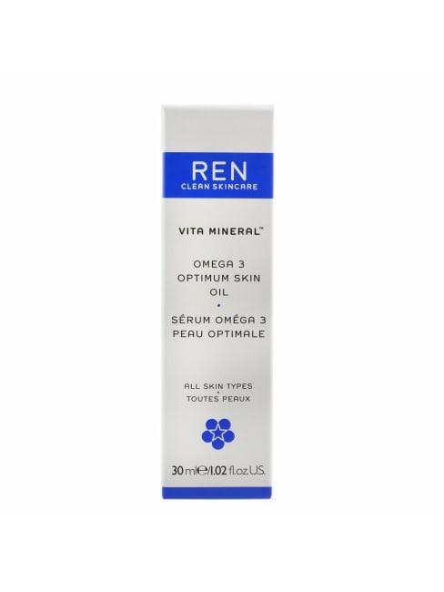 Ren Women's Vita Mineral Omega 3 Optimum Skin Serum Oil