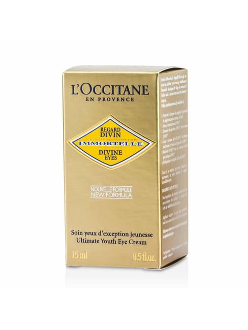 L'occitane Women's Immortelle Divine Eyes Ultimate Youth Eye Cream Gloss