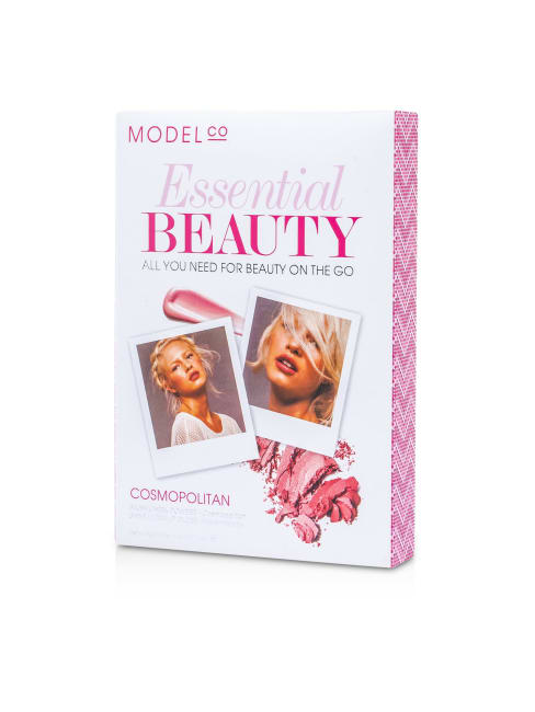 Modelco Women's Cosmopolitan Essential Beauty Brush Set