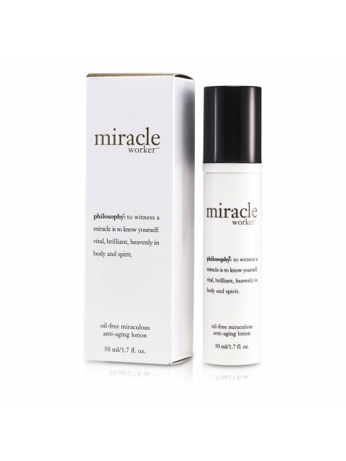 Philosophy Men's Miracle Worker Oil-Free Miraculous Anti-Aging Lotion Balms & Moisturizer