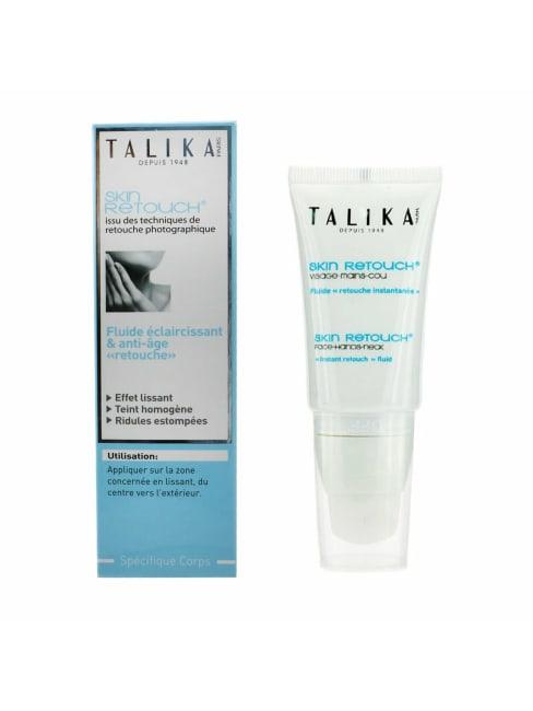 Talika Men's Skin Retouch Brightening & Anti-Aging Fluid Balms Moisturizer