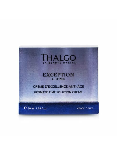 Thalgo Men's Exception Ultime Ultimate Time Solution Cream Balms & Moisturizer