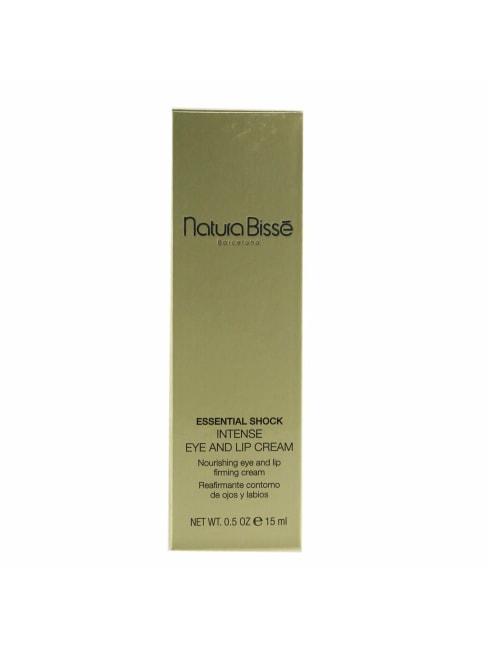 Natura Bisse Women's Essential Shock Intense Eye & Lip Cream Spf 15 Gloss