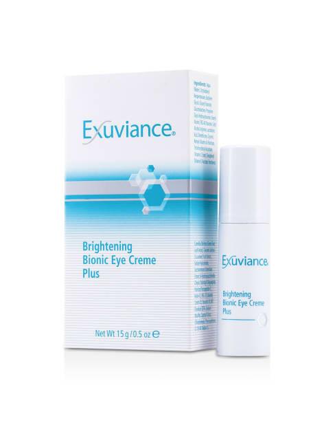 Exuviance Women's Brightening Bionic Eye Cream Plus Gloss