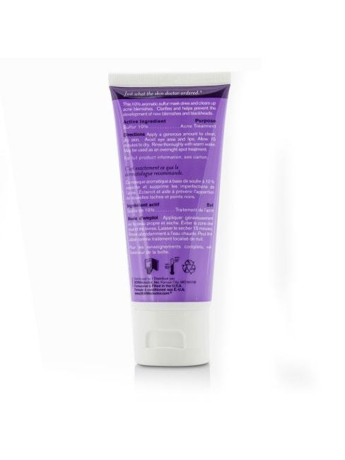 Dermadoctor Women's Ain't Misbehavin' Intensive Skin Clarifying Sulfur Acne Mask