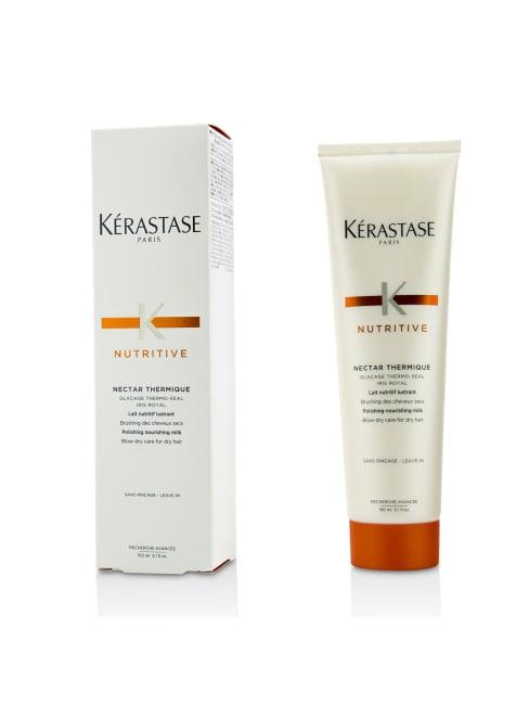 Kerastase Men's Nutritive Nectar Thermique Polishing Nourishing Milk Hair & Scalp Treatment