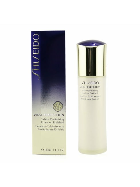 Shiseido Men's Vital-Perfection White Revitalizing Emulsion Enriched Balms & Moisturizer