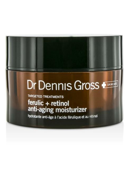 Dr Dennis Gross Men's Ferulic + Retinol Anti-Aging Moisturizer Balms &