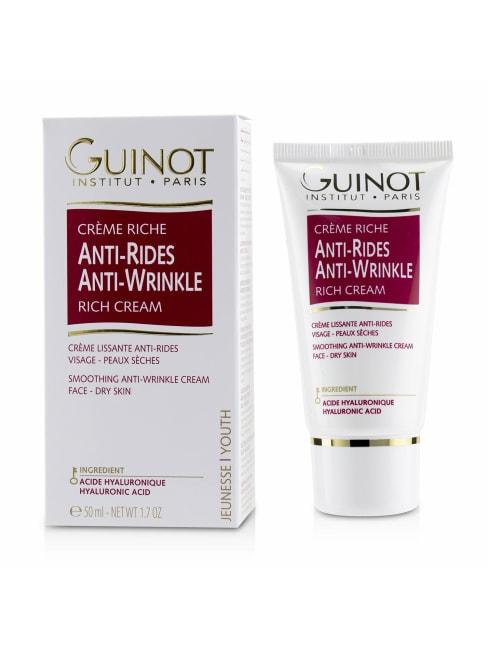 Guinot Men's Anti-Wrinkle Rich Cream Balms & Moisturizer