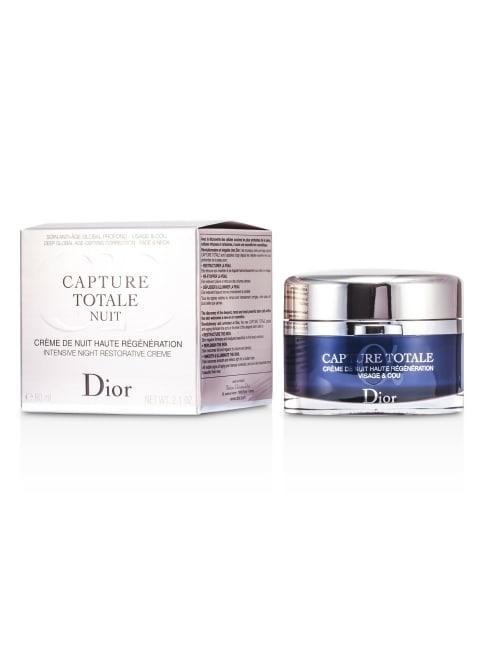 Christian Dior Men's Capture Totale Nuit Intensive Night Restorative Creme Balms & Moisturizer
