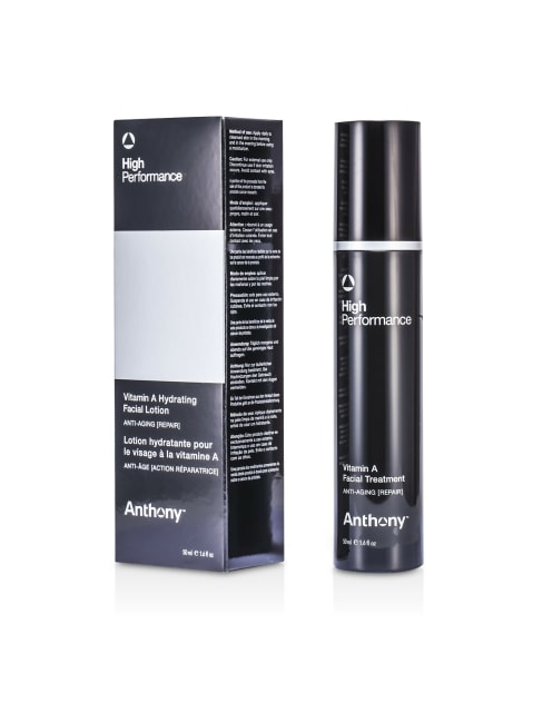 Anthony Men's High Performance Vitamin A Hydrating Facial Lotion Balms & Moisturizer