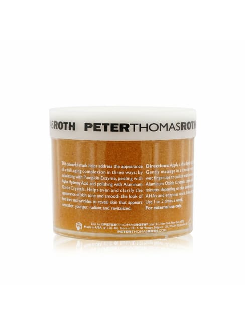 Peter Thomas Roth Women's Pumpkin Enzyme Mask Exfoliator
