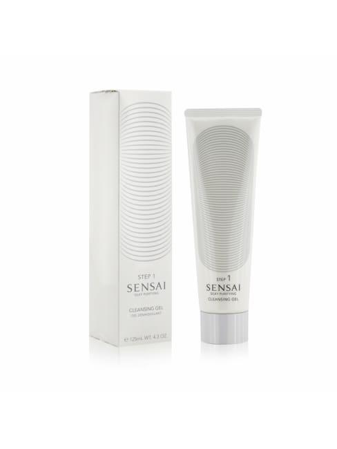 Kanebo Women's Sensai Silky Purifying Cleansing Gel Face Cleanser