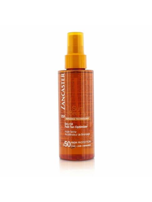 Lancaster Women's Sun Beauty Dry Oil Fast Tan Optimizer Spf50 Body Sunscreen